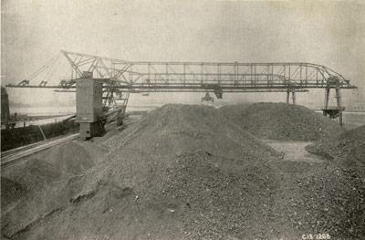 Duluth Dock of the Island Creek Coal Co.