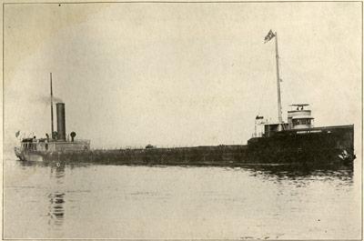 Steamer R. J. Paisley