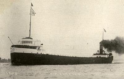 Steamer N. F. Leopold