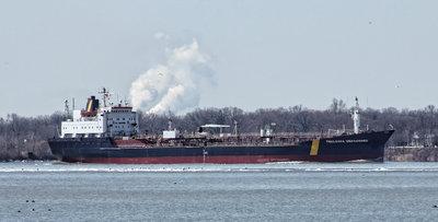 Tanker THALASSA DESGAGNES