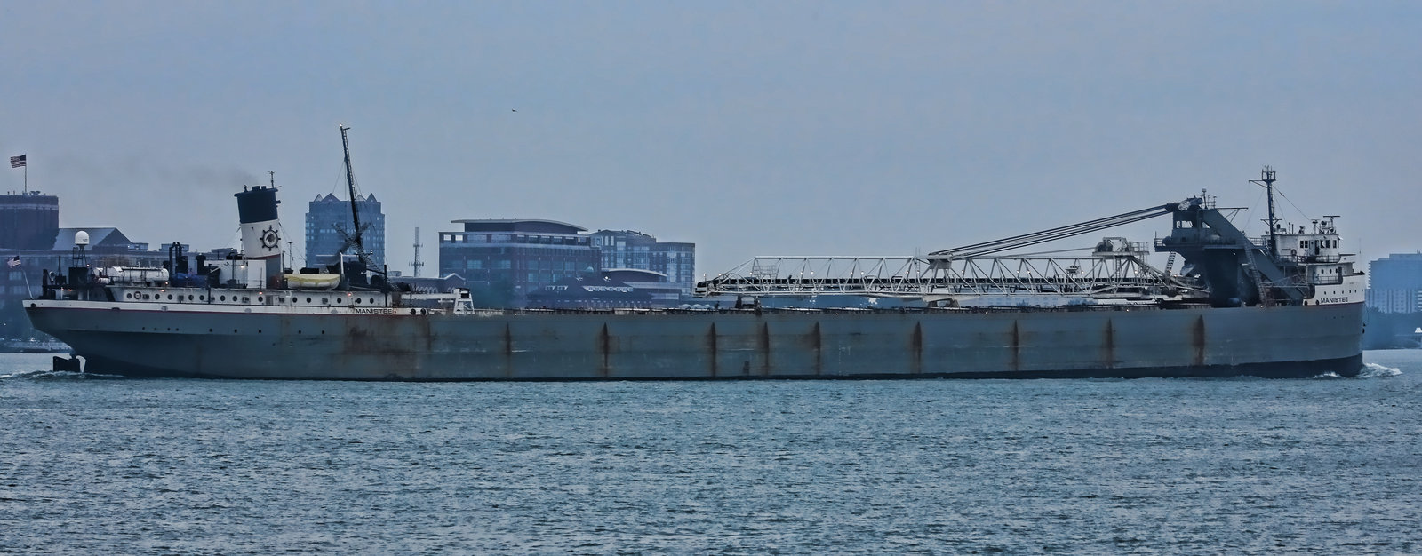 Manistee; upbound