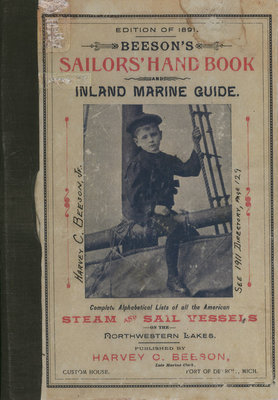 Beeson's Sailors' Hand-Book and Inland Marine Guide [1891]