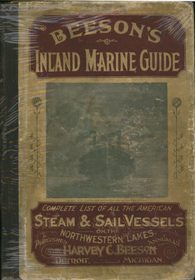 Beeson's Sailors' Hand-Book and Inland Marine Guide [1892]