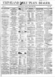 Plain Dealer (Cleveland, OH), 10 Apr 1854