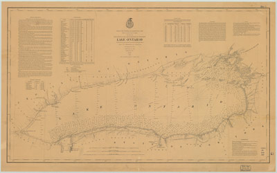 Lake Ontario, 1880