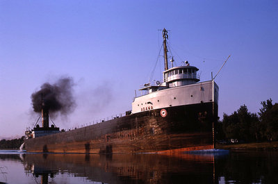 AGAWA in the Welland Canal