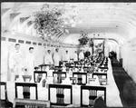 Ship's Dining Room