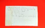 Boat, Madam Laframboise, Manifest, 16 Jun 1821