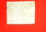 Boat, S Antoine, Manifest, 20 Jun 1821