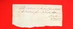 Schooner, Montreal, Manifest, 07 Aug 1802