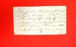 Canoe, Manifest, 18 May 1803