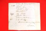 Schooner, Nancy, Manifest, 03 Jul 1804