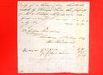 Canoe, Manifest, 01 Jun 1807