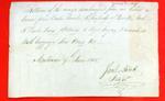 Canoe, Recoll_, Manifest, 09 Jun 1808