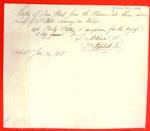 Boats, J. Reed, Manifest, 24 Jun 1808