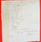 Barge, John Drew, Manifest, 02 Jun 1816