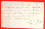 Boats, James Aird, Manifest, 21 Jun 1816