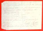 Canoe, Joseph Rolette, Manifest, 25 Jun 1816