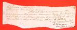 Schooner, Alvah Cable, Correspondence, 10 May 1823