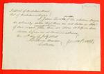 Schooner, Oregon, Oath, 12 Jul 1834