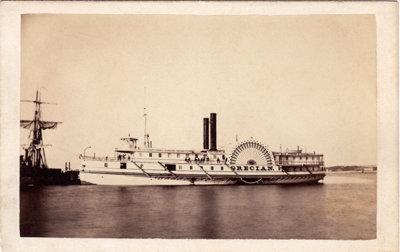 Steamer Grecian