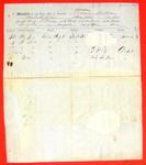 Steamer London, Manifest, 1 Jun 1852