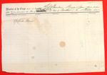 Schooner Emerline, Manifest, 10 Sep 1857