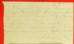Propeller Ogdensburgh, Manifest, 3 Nov 1857