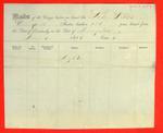 Schooner R. J. Gibbs, Manifest, 7 Jun 1859