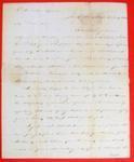 Letter, 3 Jul 1834, John McBean to Gabriel Franchere