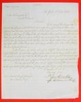Letter, 31 Dec 1846, Ramsey Crooks to John R. Livingston