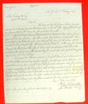 Letter, 1 Feb 1847, Ramsay Crooks  to John R. Livingston