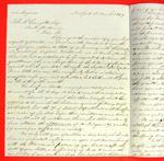 Letter, 1 Mar 1847, George Ehninger to  John R. Livingston