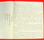 Letter, 1 Mar 1847, From Ramsey Crooks to John R. Livingston