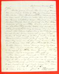 Letter, 4 May 1847, From J. Bernard to J.R. Livingston