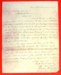 Letter, 16 Jul 1847, George Ehninger to John R. Livingston