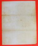Letter, 27 Jul 1847, David Henshaw to J. R. Livingston