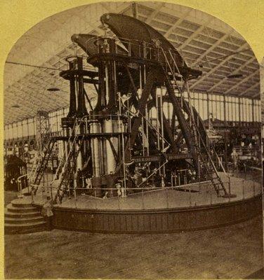 Corliss Engine