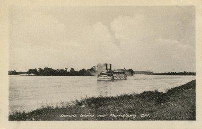 Doran's Island near Morrisburg, Ont.