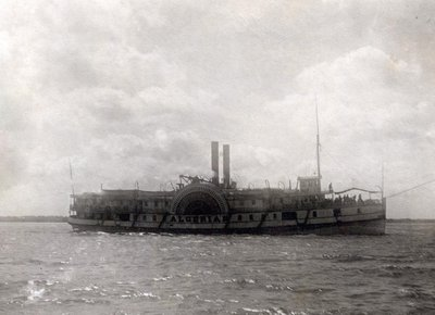 Steamboat ALGERIAN