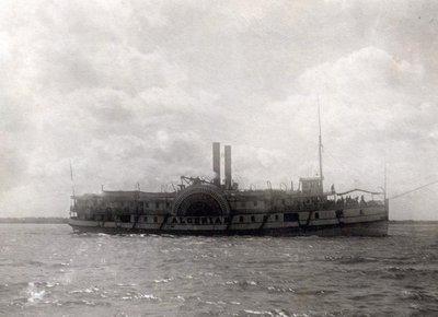 Steamboat ALGERIAN