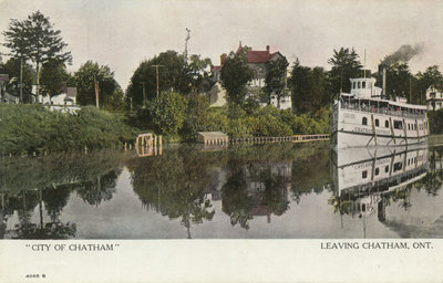 """City of Chatham"""