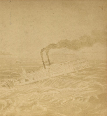 SPARTAN in rapids of the Saint Lawrence River