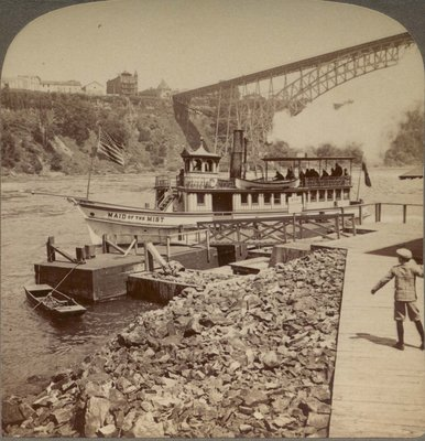 Maid of the Mist, Nymph of the Mighty Cataract, Niagara Falls