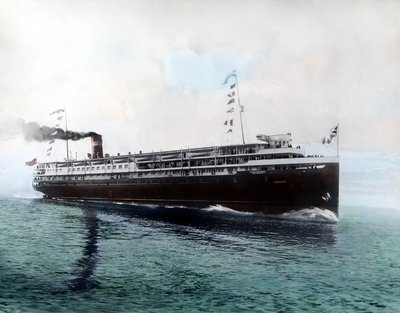 Noronic: Canada Steamship Lines Ltd. on Great Lakes Canada