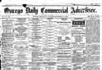 Commercial Advertiser (Oswego, NY), Monday Aug. 26, 1872