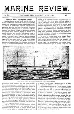 Marine Review