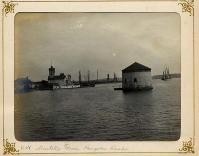 Martello Tower, Kingston Harbor