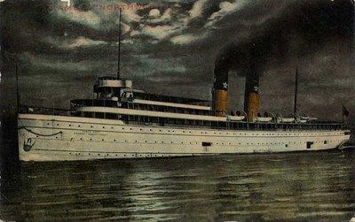 Steamer NORTHWEST
