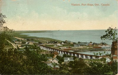 Viaduct, Port Hope, Ont., Canada